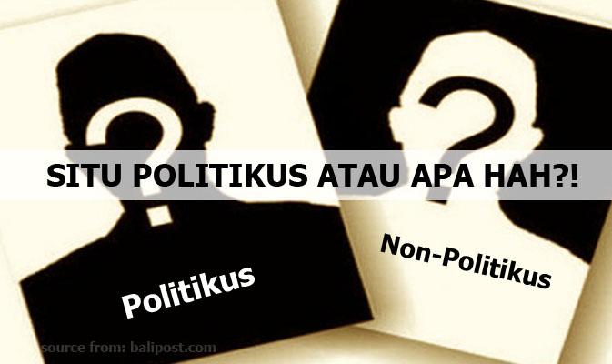 Diskusi Dengan Menyerang Seseorang, SITU POLITIKUS ATAU APA HAH?!